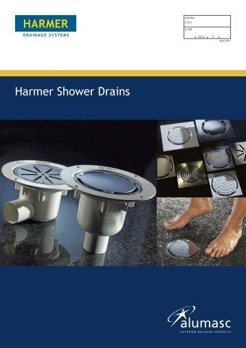 Harmer Shower Drains - NMBS