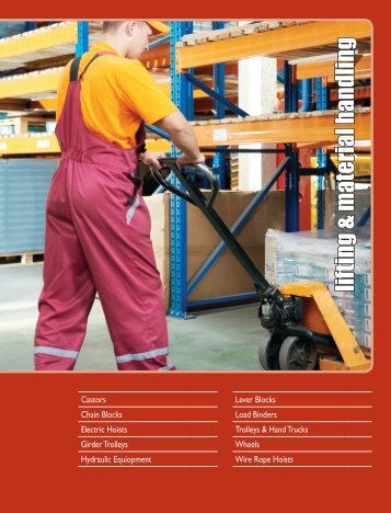 Lifting & Materials - TradeZone Industrial Group