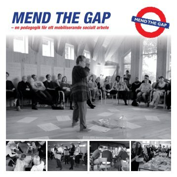 mend the gap - Socialhögskolan i Lund - Lunds universitet