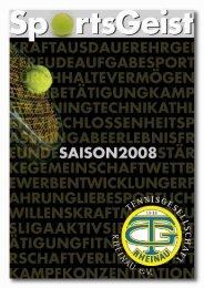 K reuzfahrt - A gentur R eese - Tennisgesellschaft Rheinau