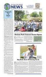 May 06 OTOW News FINAL.indd - On Top of the World Communities ...