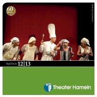 spielzeitheft1213.pdf (6028 KB) - Theater Hameln - Stadt Hameln