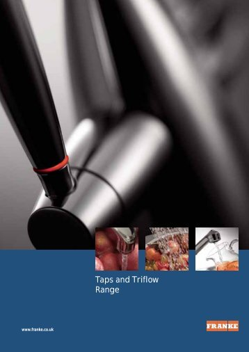 Taps and Triflow Range - TFK - TransForm Kitchens - UK.com