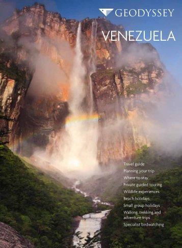 VENEZUELA - Geodyssey