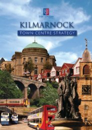 Kilmarnock Town Centre Strategy - East Ayrshire Council