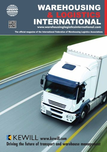 Apr Issue - Warehousing and Logistics International