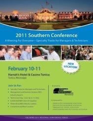 2011 Southern Conference - National Pest Management Association