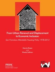 From Urban Renewal and Displacement to Economic Inclusion: San ...