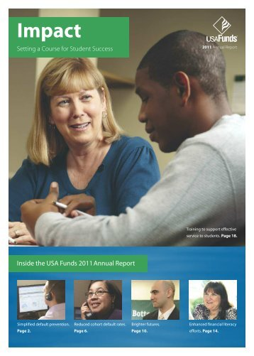 2011 Annual Report - USA Funds