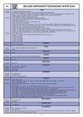 mayor capacidad de retención - mayor capacidad de ... - Tecnhogar - Page 2