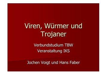 Trojaner etc. - mielkeweb.de