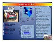Kenya YMCA Bronchure.pdf - Global Hand