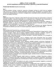 Legea nr. 37 din 1 martie 2006 privind reorganizarea ... - MADR