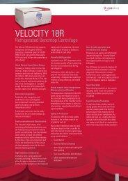 VelociTy 18R - Teo-Pal Oy