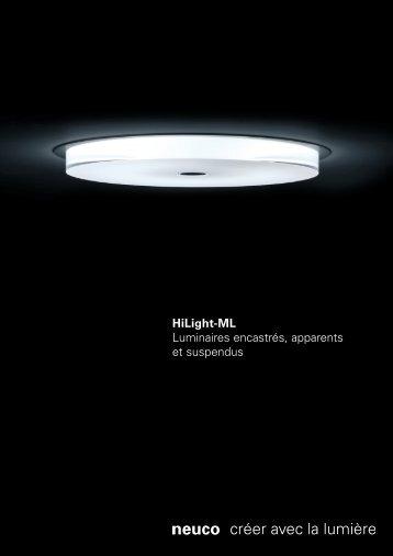 Dépliant HiLight-ML télécharger - Neuco AG