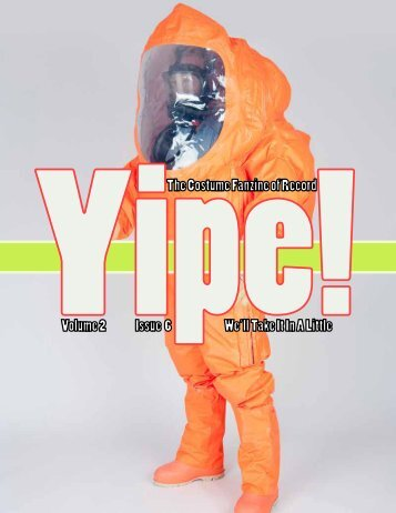 Issue 6 - Yipe!