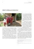Wasser, Sanitärversorgung und Hygiene für alle – ein ... - Venro - Seite 6
