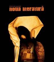 numărul 3 - Noua literatura