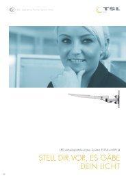 Stell dir vor, eS gäbe dein licht - Logo ESCHA TSL GmbH