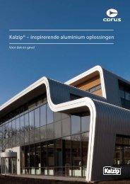 Kalzip® – inspirerende aluminium oplossingen