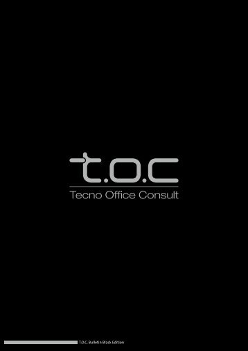 Projekt - TOC Tecno Office Consult