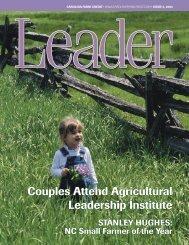 Issue 3, 2004 - Carolina Farm Credit