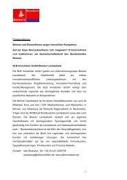 Pressemitteilung Bremen und Bremerhaven zeigen Immobilien ...