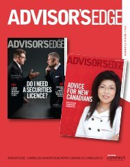 ADVlCE FOR NEW CANADlANS - Conseiller
