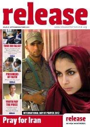 September 2012 - Release International