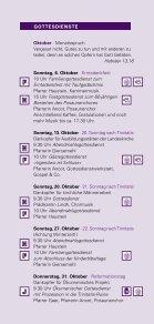 Oktober / November 2013 - Ev.-Luth. Johanneskirchgemeinde ... - Page 4