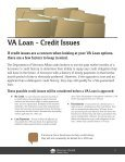 VA Loan Credit Issues - Veterans United Home Loans - Page 2