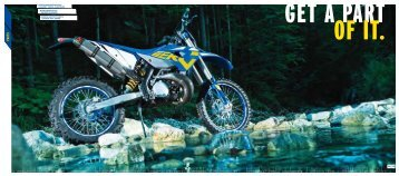 + enduro + husa parts + sweden + husability + ... - eXTra Products