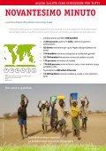 LA PARTITA DELL'AFRICA - Oxfam Italia - Page 5