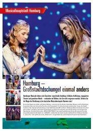 Musicals in Hamburg - Freiwillige Feuerwehr Mamming