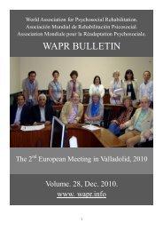 nº 28 dec 2010 - WAPR