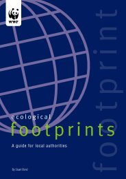 Ecological footprinting: a guide for local authorities - The Global ...