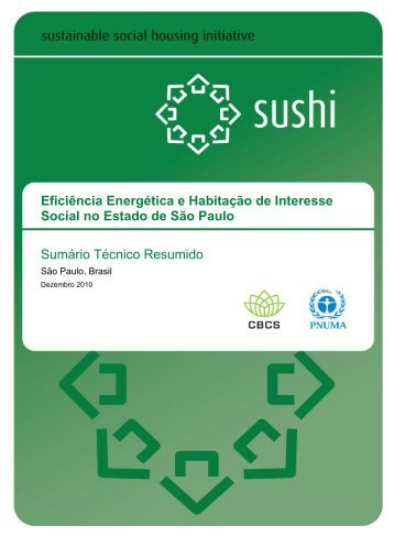 Eficiência Energética e Habitação de Interesse Social no ... - CBCS