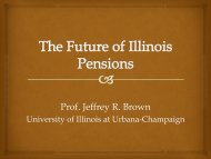 to view Brown's powerpoint. - University of Illinois