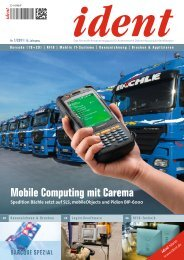 Mobile Computing mit Carema