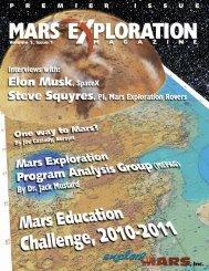 MEM #1 - ExploreMars
