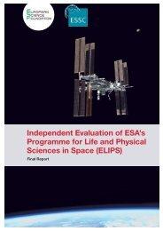 ELIPS - European Science Foundation