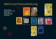 arch-Art: Einladung Weihnachtsausstellung - Tania Zanetti