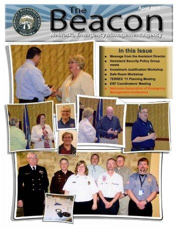 In this Issue - Nebraska Emergency Management Agency
