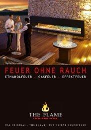 Aktuelle Broschüre (DE) - The Flame