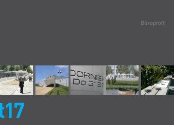 Büroprofil - t17 Landschaftsarchitekten
