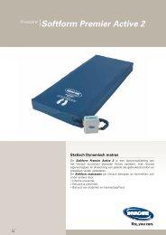 Invacare® Softform Premier Active 2