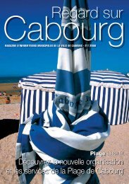 Regard sur Cabourg Ete 2009