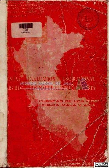 P01 03 42-volumen 2.pdf - Biblioteca de la ANA.