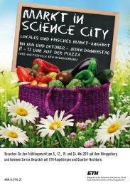 markt in Science City - les gourmandises de miyuko