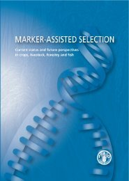 marker-assisted selection in wheat - ictsd